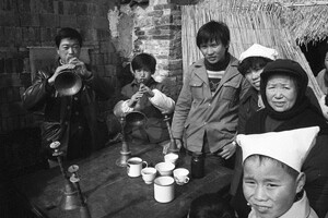 Folk musicians in Southern Jiangsu, China (visit page)