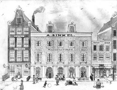 winkels van vroeger amsterdam
